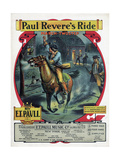 Paul Revere's Ride March-Twostep, Sam DeVincent Collection, National Museum of American History Giclee Print