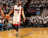 Miami, FL - JUNE 6 Dwyane Wade Photographic Print