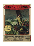 The Hurricane March-Twostep, Sam DeVincent Collection, National Museum of American History Giclee Print