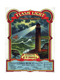 """Flash Light"" from the Sheet Music Collection at National Museum of American History Giclee Print"