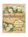 Seed Catalog Captions (2012): W.W. Rawson and Co, Boston, Massachusetts 1897 Giclee Print