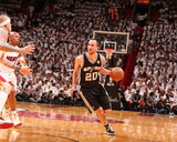 Miami, FL - JUNE 6 Manu Ginobili Photographic Print