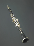 Clarinet Used by Paquito D'Rivera, National Museum of American History: Music Photographic Print