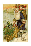 Father Christmas, Beatrice Litzinger Collection Giclee Print