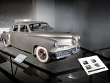 Cars of the National Museum of American History: The Tucker Sedan Photographic Print