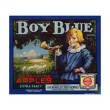 Warshaw Collection of Business Americana Food; Fruit Crate Labels, East Wenatchee Fruit Growers Giclee Print
