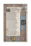 Smithsonian Libraries: Titus Lucretius Carus Giclee Print