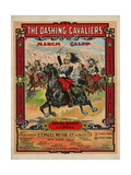 The Dashing Cavaliers, Sam DeVincent Collection, National Museum of American History Giclee Print