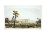 Smithsonian Libraries: General View of the Exterior of the Building Giclee Print