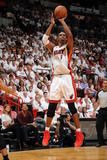 Miami, FL - JUNE 6 Chris Bosh Photographic Print