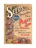 Plant Seed Company Giclee Print
