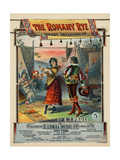 The Romany Rye, Ragtime Composers and Publishers, Sam DeVincent Collection Giclee Print
