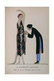 Costume Illustration by A. E. Marty Giclee Print