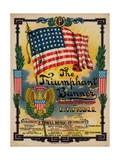 The Triumphant Banner March Two-step, Sam DeVincent Collection, National Museum of American History Giclee Print