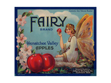 Warshaw Collection of Business Americana Food; Fruit Crate Labels, Liberty Orchard Co. Giclee Print