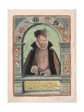 Smithsonian Libraries: Tycho Brahe Giclee Print