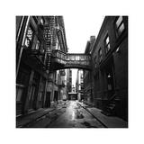 Staple Street Photographic Print by Evan Morris Cohen