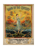 Dawn of the Century March & Two Step, Sam DeVincent Collection, National Museum of American History Giclee Print