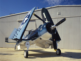 Air and Space: Vought F4U-1D Corsair Photographic Print