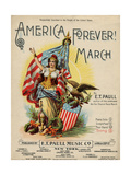 America Forever! Sam DeVincent Collection, National Museum of American History Giclee Print