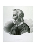 Pedanius Dioscorides Greek Botanist and Pharmacologist, Ca. 75 AD Poster