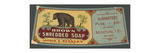 Advertising: Brown Shredded Soap; National Museum of American History Giclee Print
