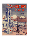 World's Fair: 1915 Panama-Pacific International Exposition, National Museum of American History Giclee Print