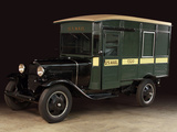National Postal Museum: Ford Model AA 1-Ton Parcel Post Truck Photographic Print