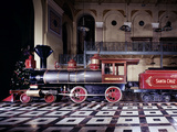 "National Museum of American History - Trains: Steam Locomotive ""Jupiter"" built 1876 Photographic Print"