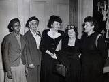 American Women Labor Leaders with Secretary of Labor, Frances Perkins, Ca. 1935 Photo