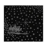 Bernard Levine Sample Book Collection, Wrap Brand Christmas Wrappings Giclee Print
