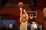 Miami, FL - JUNE 7 Matt Bonner Photographic Print