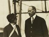 Thaddeus Horatius Caraway, Senator from Arkansas, and His Wife, Hattie Wyatt, 1926 Prints