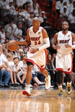 Miami, FL - JUNE 6 Ray Allen Photographic Print