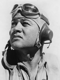 Major Gregory 'Pappy' Boyington, Commanding Officer of the Famous Marine Fighter Squadron, 1944 Photo