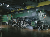 National Museum of American History - Trains: The 1401 of the Southern Railway Charlotte Division Photographic Print