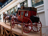 National Postal Museum: Downing and Son Concord-style Mail Coach Photographic Print