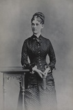 Theodore Roosevelt's First Wife Alice Lee Hathaway 1861-1884 Photo