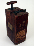 National Postal Museum: Detonator Used by DeAutremont Brothers in Robbery Photographic Print