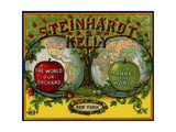 Fruit Crate Labels: Steinhardt and Kelly; New York, New York Giclee Print