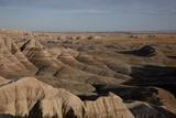 Badlands National Park in Southwest South Dakota, Sept. 2009 Photographic Print