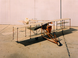 Air and Space: Curtiss D-III Headless Pusher Photographic Print