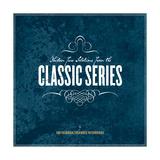 Smithsonian Folkways Recordings: Classic Series Giclee Print