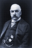J.P. Morgan American Banker and Financier, 1900s Photo