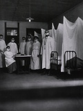 Army Pneumonia During the Spanish Flu Epidemic of 1918-19 Posters