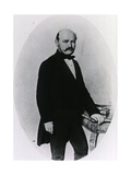 Ignaz Philipp Semmelweis Introduced Hand Washing to Reduce Puerperal Fever, 1850s Prints