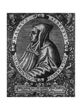 Saint Albertus Magnus German Bishop Advocated the Study of Nature in 1200s Prints