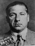 Frank Costello (1891-1973) in 1935 Mug Shot Photo