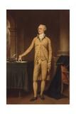 Alexander Hamilton, First Secretary of the Treasury under George Washington, 1790s Prints