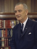 President Lyndon Johnson. White House Portrait, Ca, 1963-68 Prints